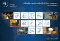 CAT LC rozwiązania logistyczne dla produkcji Automotive Production Support