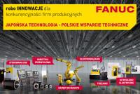 CNC oraz robotyka oferta firmy FANUC