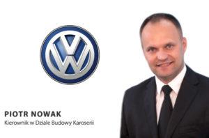 Piotr Nowak Volkswagen Poznań w gronie prelegentów Automotive Production Support 2017