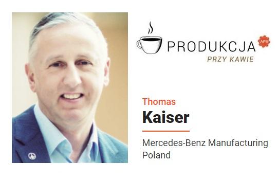 Thomas_Kaiser production_maintenance_facility_Senior Manager_Daimler_Mercedes-Benz_Manufacturing_Poland