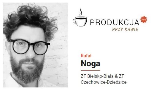 Rafał Noga - Dyrektor Zarządzający ZF Bielsko-Biała ZF Czechowice-Dziedzice_Produkcja_przy_kawie_automotive_Production_Support_nowy format