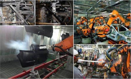 Czyszczenie Suchym Lodem w Motoryzacji Automotive Production Support
