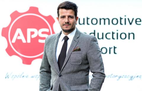 Maciej Ratajczak Automotive Production Support